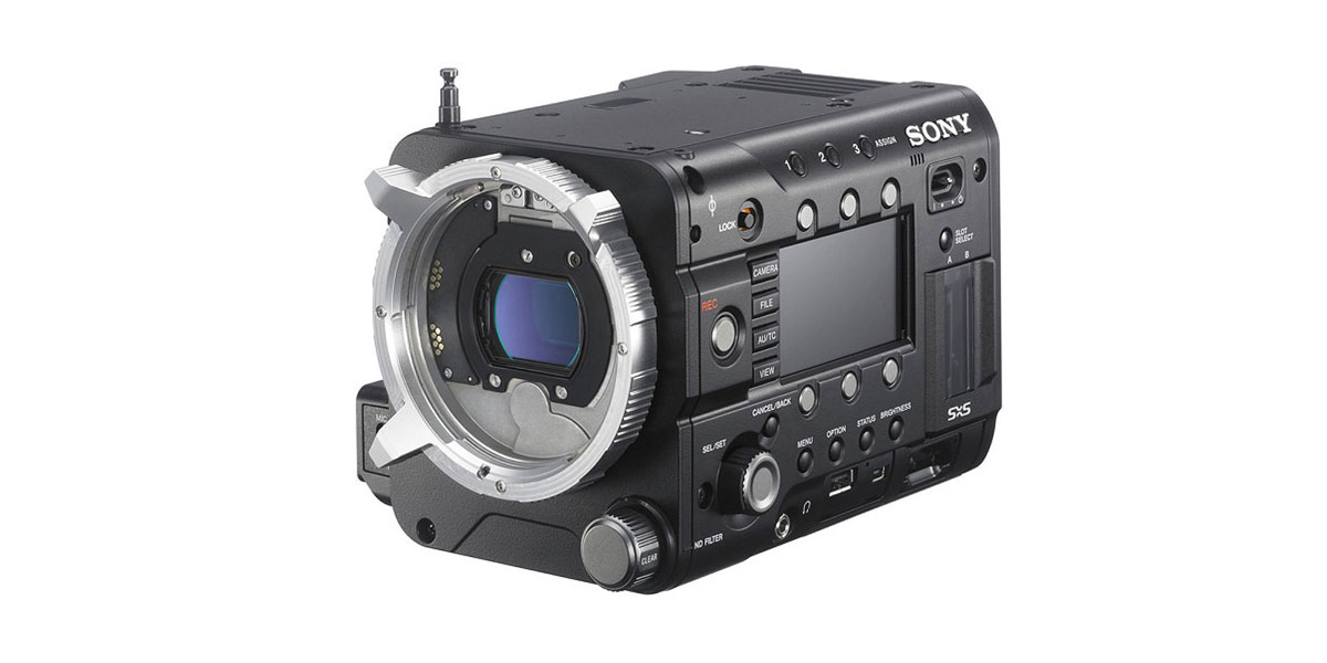 Sony Camera PMW-F55 CineAlta