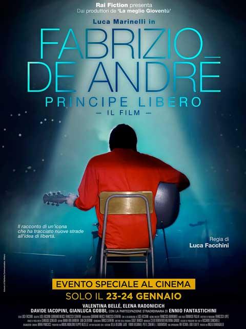Fabrizio De Andrè Principe libero