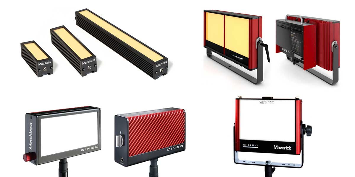 Cineo Led Serie S