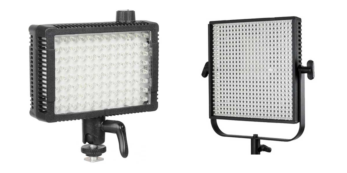 LitePanels Led Serie S
