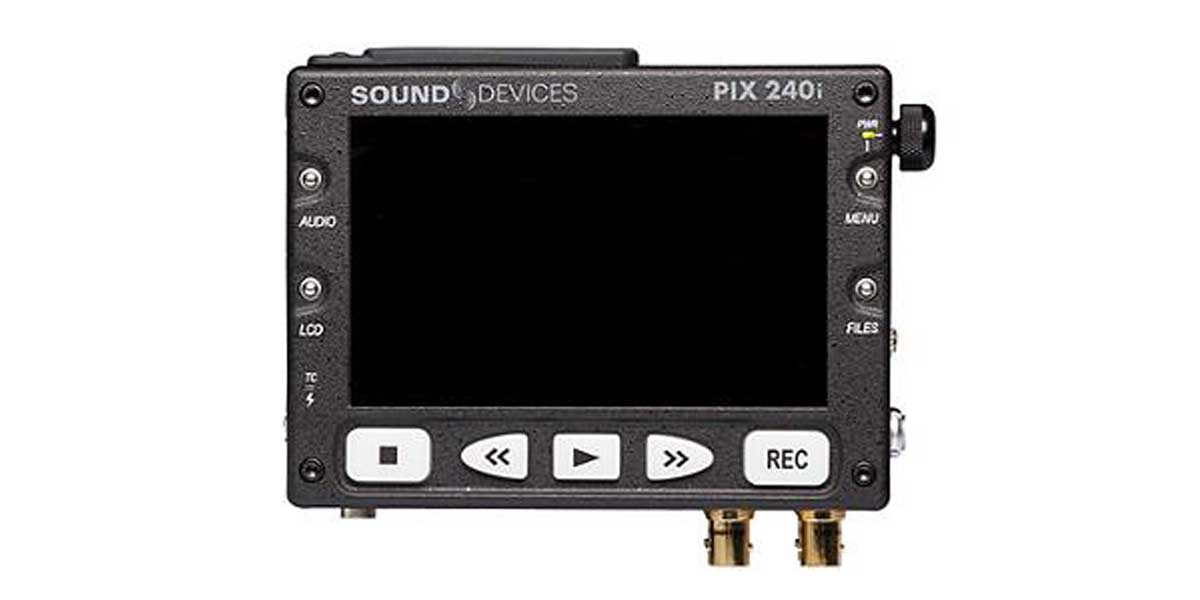 Sound Device PIX 240i