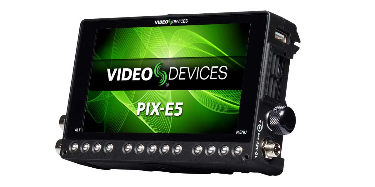 Video Device PIX E5