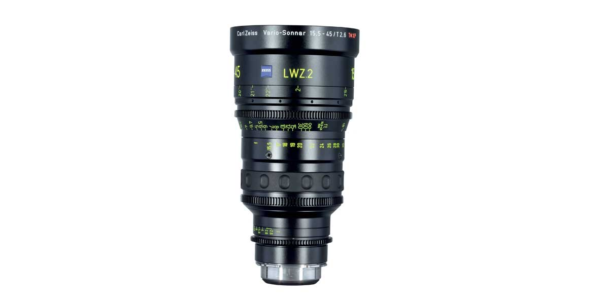 Zeiss Lightweight Zoom 15,5-45mm T2.6