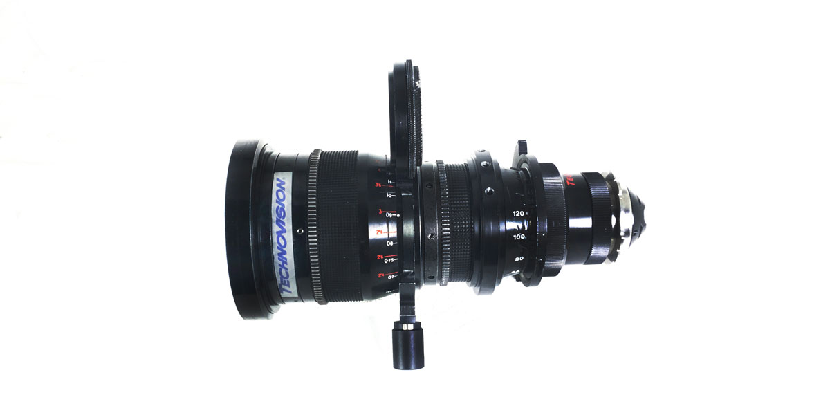 Zoom Cook Anamorphic 40-120mm T4.5