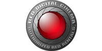 Logo Red Digital Camera