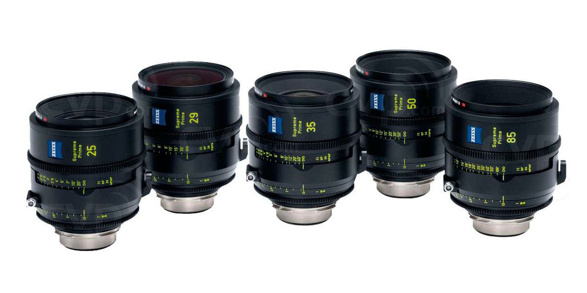 Zeiss Supreme Prime FULL FRAME